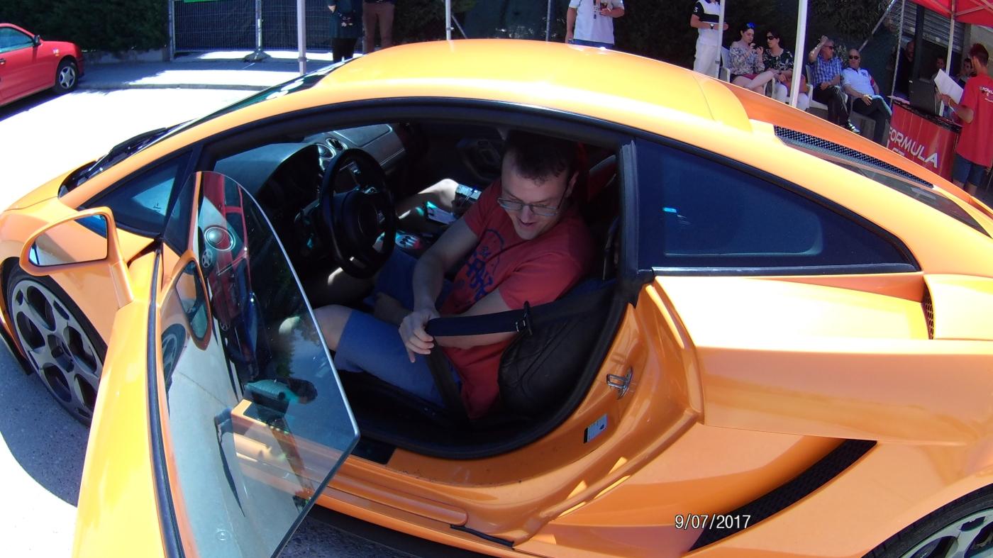 Formula Gt Experience Ruta En Un Lamborghini Gallardo